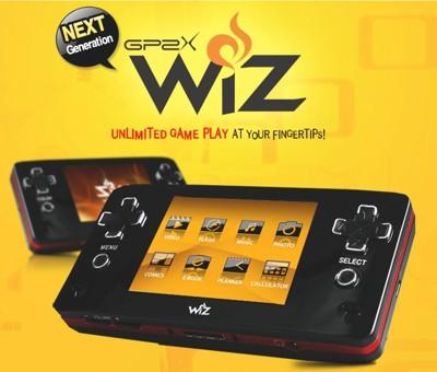 gamepark-gp2x-wiz