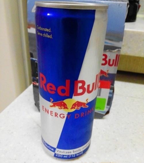 Energy Drink Korea - Red Bull Can